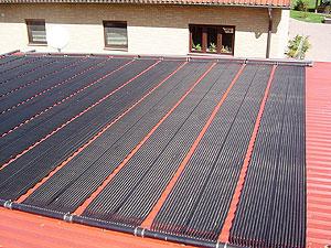 Solarthermie fur pool